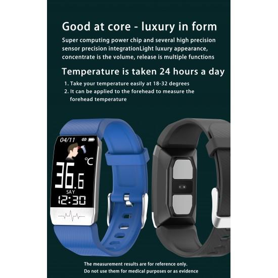 Fitness chytrý náramek I-SPORT Health