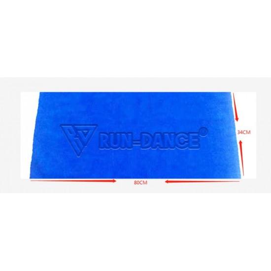 Značkový sportovní ručník RUN-DANCE  34 x 80 cm