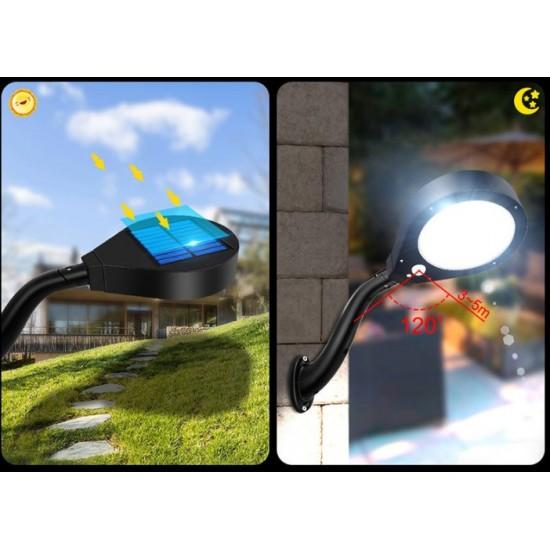 LED solární svítidlo IQ-ISSL 12 SH + doprava zdarma