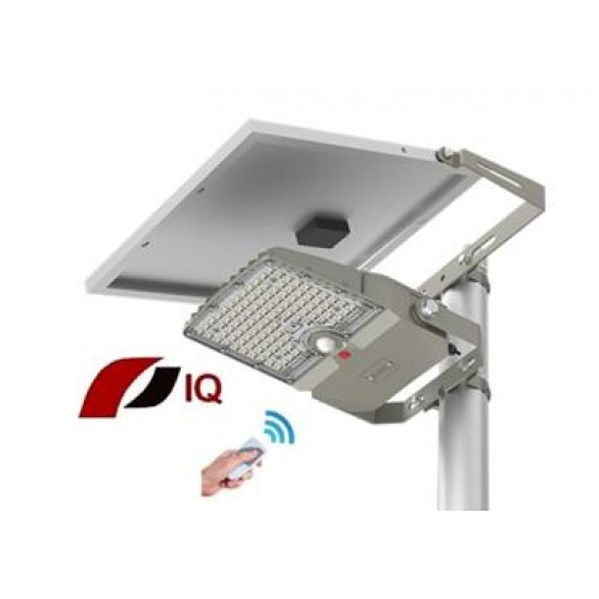 LED solární svítidlo IQ-ISSL 20 VARIO RK 3000K + Doprava zdarma