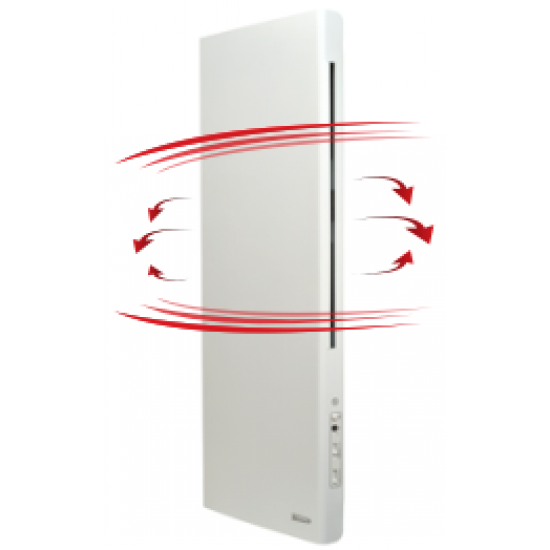 Duální radiátor IQ-K10 vertical