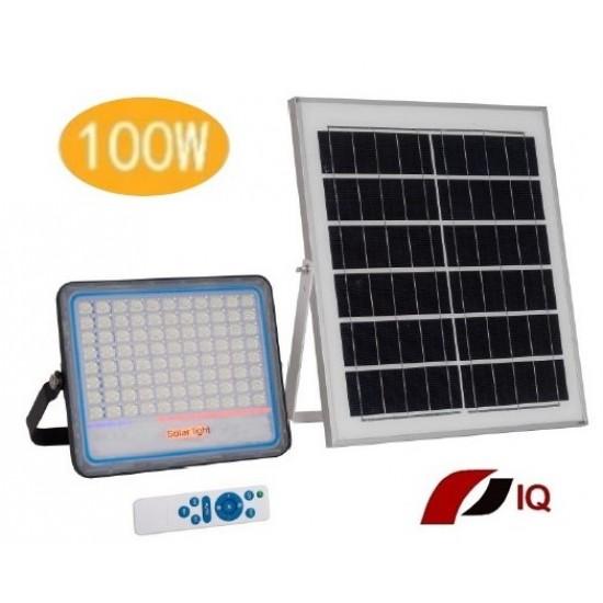 Solární svítidlo IQ-ISSL 100 HEG + doprava zdarma