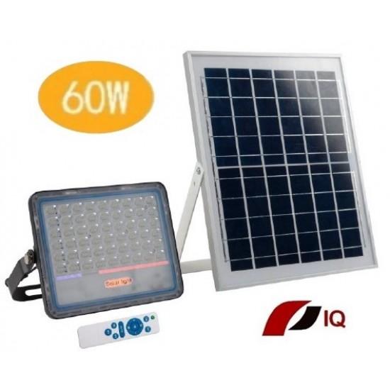Solární svítidlo IQ-ISSL 60 HEG + doprava zdarma