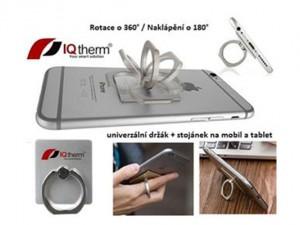 Univerzální držák a stojánek (2v1) pro všechny typy mobilů a tabletů