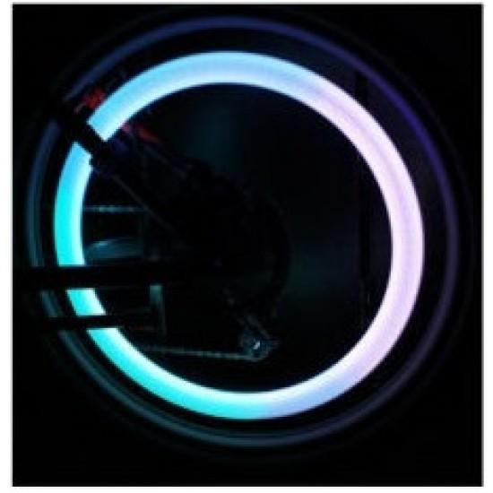 LED disk - blue  (modrý)