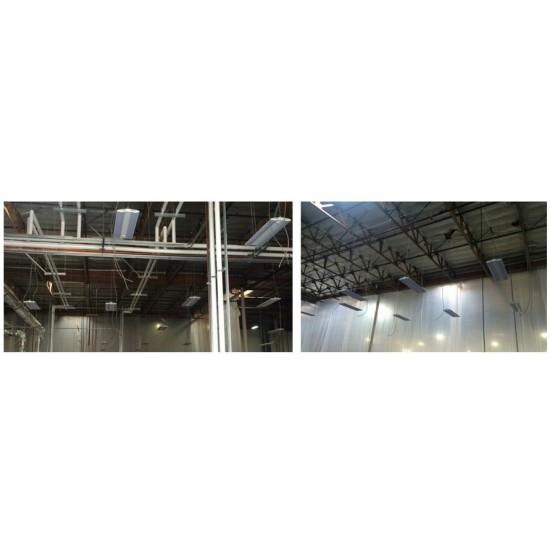 Solární vnitřní průmyslové světlo YL - 300 W