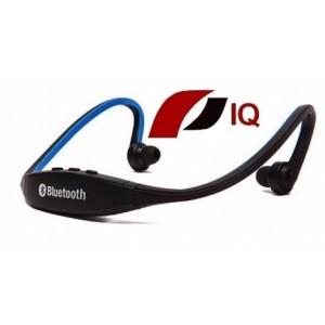 Bluetooth sluchátka SBE blue