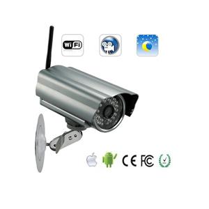 Chytré bezpečnostní IP kamery